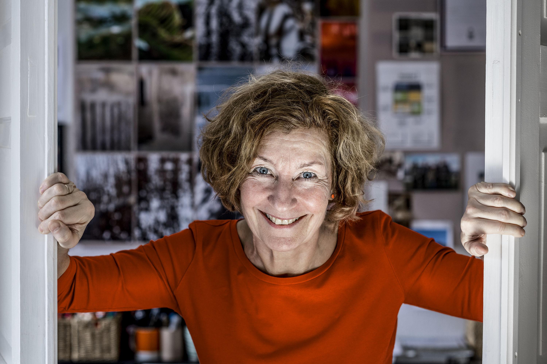 Britta Johanson. Foto: Lars Krabbe