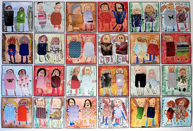 britta johanson kunst børn