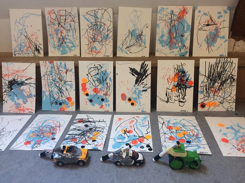 brittta johanson kunst med børn